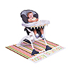 SWEET AT ONE GIRL HIGH CHAIR KIT (6/CS) PARTY SUPPLIES