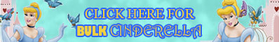 Click Here for Bulk Cinderella Party Supplies