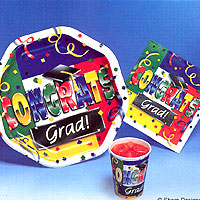 BULK GRADUATION PARTY SUPPLIES