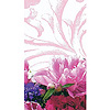PEONY BLOOMS SWANKIE HANKIE(120/CASE) PARTY SUPPLIES