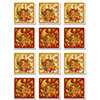 CORNUCOPIA COASTERS PARTY SUPPLIES