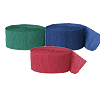FOOTBALL CREPE (SOLID COLOR) PARTY SUPPLIES
