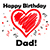 BIRTHDAY LOVE - DAD