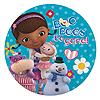 DOC MCSTUFFINS SOUVENIR PLATE PARTY SUPPLIES