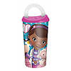 DOC MCSTUFFINS OPTIX FUN SIP TUMBLER PARTY SUPPLIES