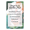 PRAYER TO MY GUARDIAN ANGEL POCKET CARD PARTY SUPPLIES