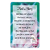 HAIL MARY POCKET CARD PARTY SUPPLIES