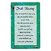 IRISH BLESSING POCKET CARD PARTY SUPPLIES