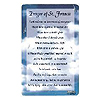 PRAYER OF ST. FRANCIS POCKET CARD PARTY SUPPLIES