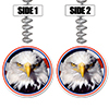 EAGLE DANGLER PARTY SUPPLIES
