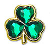 LUCKY SHAMROCK PIN PARTY SUPPLIES