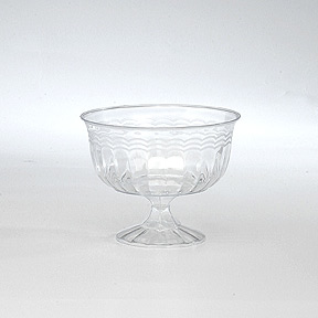 Click for larger picture of 8OZ DESSERT CUP (1PIECE) PARTY SUPPLIES