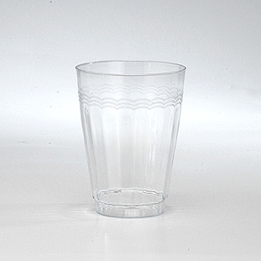 Click for larger picture of 12OZ EXTRA HEAVY WEIGHT TUMBLER PARTY SUPPLIES