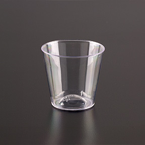 Click for larger picture of 1OZ CLEAR WARE SHOT GLASS (2500/CS) PARTY SUPPLIES