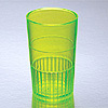 NEON LIGHTS 1 OZ SHOOTER YELLOW (500/CS) PARTY SUPPLIES