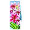DISCONTINUED 3D BOOKMARK LILLIES FOWERS PARTY SUPPLIES