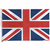 4X6 MUSLIN FLAG- ENGLAND (36/CS) PARTY SUPPLIES