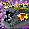BUBBLE MACHINE W/8OZ BOTTLE BUBBLE JUICE PARTY SUPPLIES