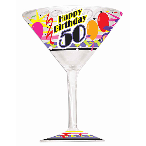 50th Birthday Decorations Accessories Party Supplies