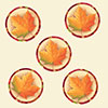FALL BREEZE DECO FETTI PARTY SUPPLIES