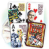 1943 TRIVIA PLAYING CARDS PARTY SUPPLIES