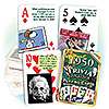 1950 TRIVIA PLAYING CARDS PARTY SUPPLIES