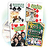 1954 TRIVIA PLAYING CARDS PARTY SUPPLIES