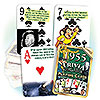 1955 TRIVIA PLAYING CARDS PARTY SUPPLIES