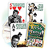 1956 TRIVIA PLAYING CARDS PARTY SUPPLIES