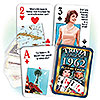 1962 TRIVIA PLAYING CARDS PARTY SUPPLIES