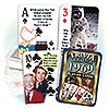 1969 TRIVIA PLAYING CARDS PARTY SUPPLIES