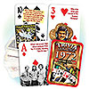 1972 TRIVIA PLAYING CARDS PARTY SUPPLIES