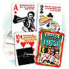 1973 TRIVIA PLAYING CARDS PARTY SUPPLIES