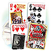 1976 TRIVIA PLAYING CARDS PARTY SUPPLIES