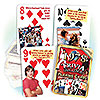 1978 TRIVIA PLAYING CARDS PARTY SUPPLIES