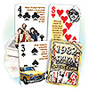 1982 TRIVIA PLAYING CARDS PARTY SUPPLIES