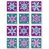 FROZEN SNOWFLAKE COASTERS PARTY SUPPLIES