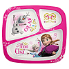 FROZEN 3 SECTION SOUVENIR PLATE PARTY SUPPLIES