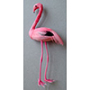 FEATHERED 6IN. FLAMINGO (24/CASE) PARTY SUPPLIES