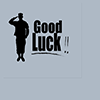 GOOD LUCK LUNCH NAPKIN 16/PKG PARTY SUPPLIES
