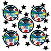 GRADUATION CELEBRATION DECO FETTI PARTY SUPPLIES