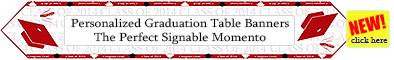 Graduation Table Banners