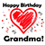 BIRTHDAY LOVE - GRANDMA