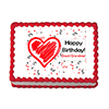 GREAT-GRANDMA BIRTHDAY LOVE EDIBLE IMAGE PARTY SUPPLIES