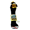 OWL GRAD PAGE PAL - 11 INCHES PARTY SUPPLIES