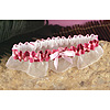 PINK CAMOUFLAGE GARTER PARTY SUPPLIES