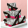 FILIGREE FAVOR BOXES - FUCHSIA PARTY SUPPLIES
