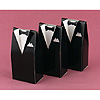 TUXEDO FAVOR BOXES PARTY SUPPLIES