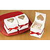 CUPCAKE FAVOR BOXES PARTY SUPPLIES
