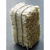 4 1/2IN. NATURAL STRAW BALE (18/CS) PARTY SUPPLIES